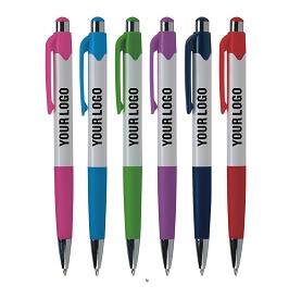 Mardi Gras Jubilee Pen with Blue Ink